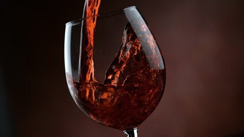 Wine pouring, slow motion, shot on Phantom Flex 4K
