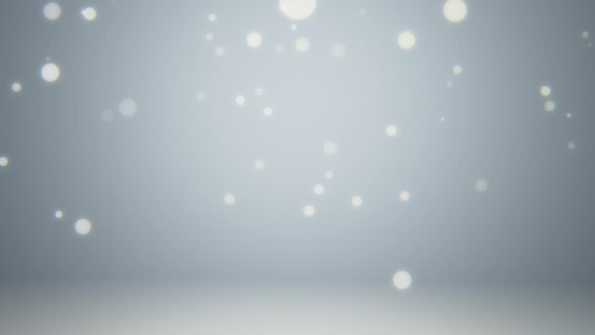Loop particle background light blue | Shutterstock HD Video #11292971