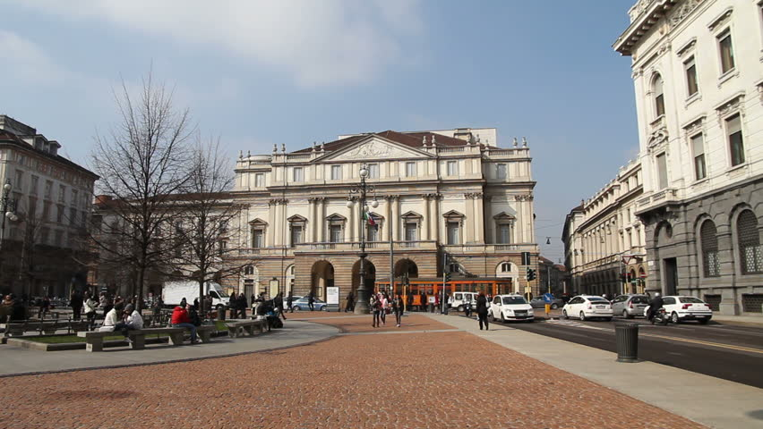 La Scala Theater, Milan