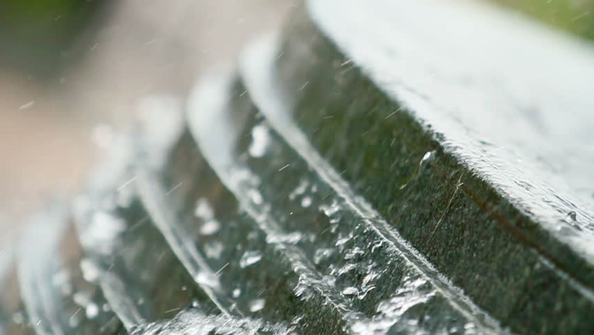 Beautiful  water  surface with wavy reflections  | Shutterstock HD Video #11323061