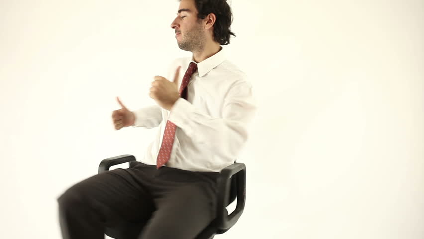 Businessman thumbs up (HD) | Shutterstock HD Video #11384771