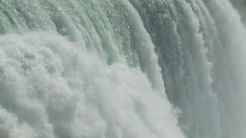 Niagara Falls Slow Motion | Shutterstock HD Video #1144861