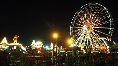 NAKHON RATCHASIMA,THAILAND-AUGUST 27: Save one night market Siam carnival funfair , NAKHON RATCHASIMA,THAILAND-AUGUST 27,2015