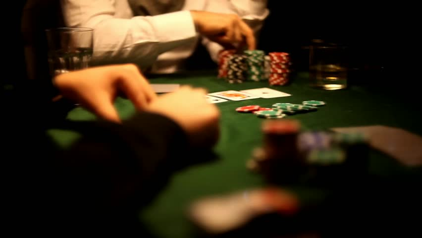 Poker - placing bets