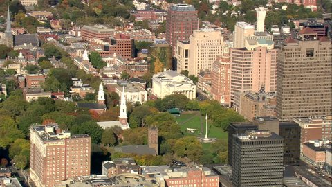 AERIAL United States-New Haven Green 2008