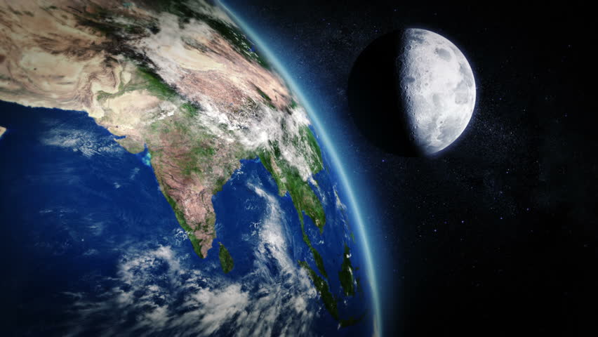 On The Globe India: India. Highly Detailed Telecommunication Satellite
