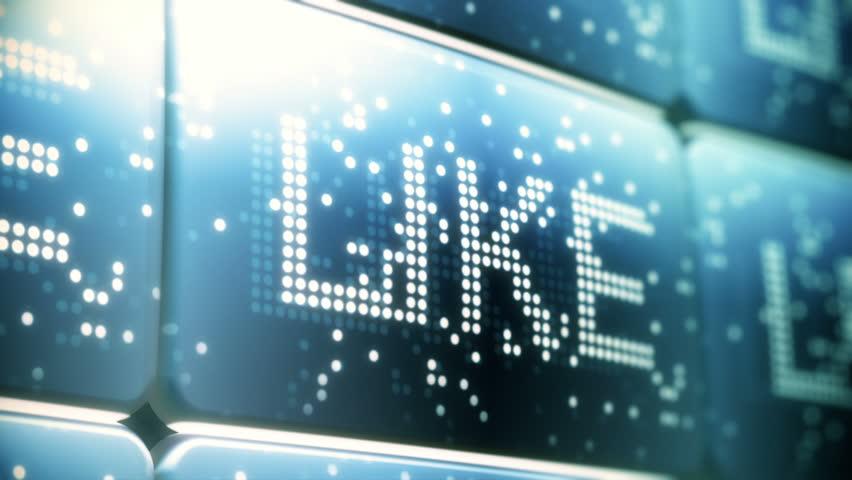 Social Network Screen Animation | Shutterstock HD Video #1177222