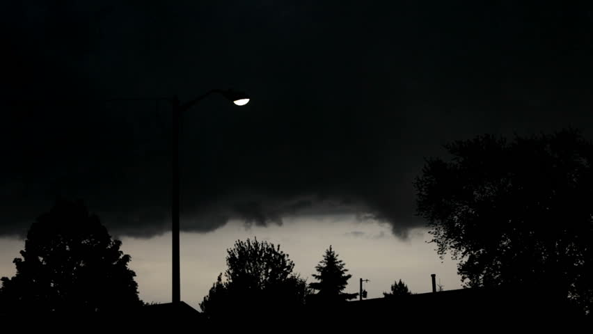 The Darkness Rolls In