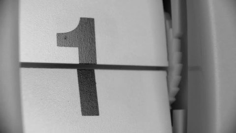 Flip digits