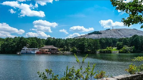 Stone Mountain Park, GA, USA