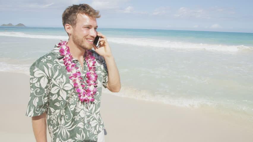 Hawaiian shirt Footage