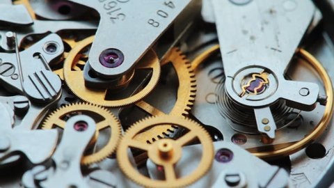 The Clock Mechanism Chronometers 2
