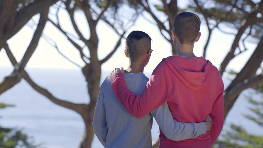 Outdoor gay se videos