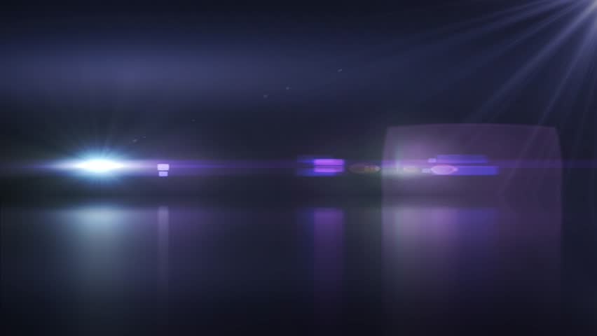 Bright Light Reflections Abstract Motion Background purple | Shutterstock HD Video #12852221