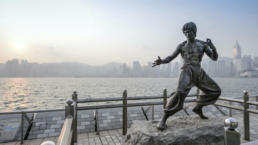 Резултат с изображение за bruce lee statue