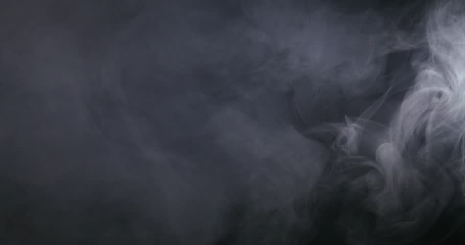Smoke and fog special effect for video editing - Royalty