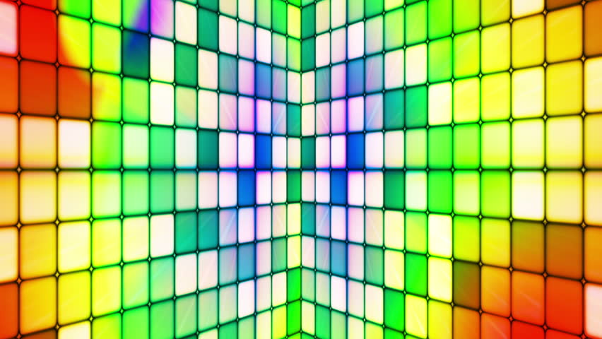 """This Background is called """"Broadcast Twinkling Hi-Tech Cubes Walls 04"""", which is 1080p (Full HD) Background. It's Frame Rate is 29.97 FPS, it is 8 Seconds long, and is Seamlessly Loopable. 