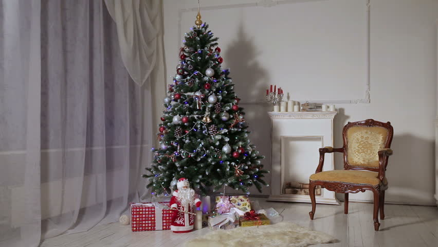 Christmas Living Room Stock Footage Video 100 Royalty Free 13231091 Shutterstock
