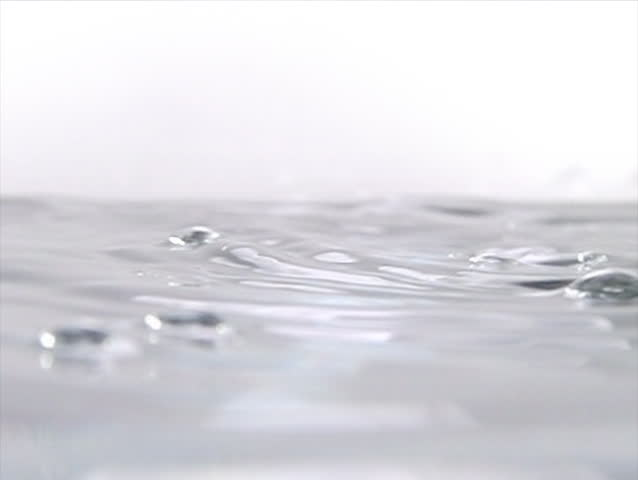 Water Drops and Ripples 14 Slow Motion 210fps Loop | Shutterstock HD Video #1344061