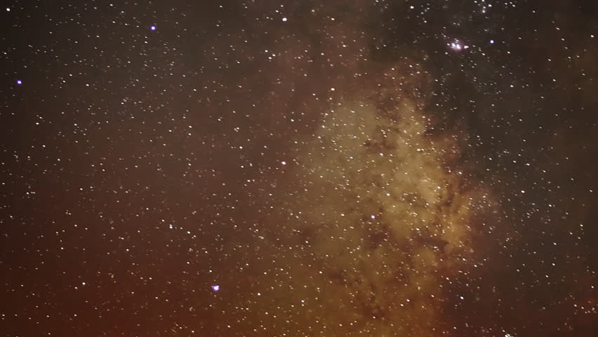 Time Lapse 21 Milky Way Galaxy x120