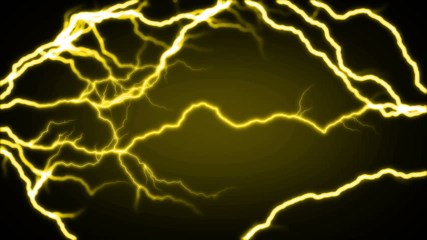 4k Yellow Lighting Energy Sparking Stock Footage Video 100 Royalty Free 13466591 Shutterstock