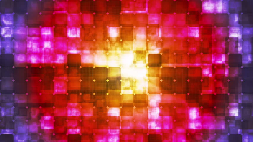 """This Background is called """"Twinkling Hi-Tech Cubic Diamond Light Patterns 12"""", which is 1080p (Full HD) Background. It's Frame Rate is 29.97 FPS, it is 8 Seconds long, and is Seamlessly Loopable. 