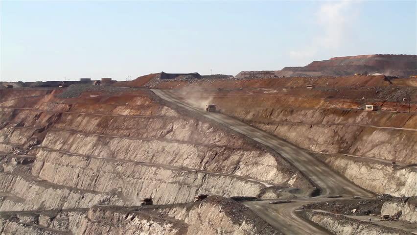 Gold mining in Western Australia