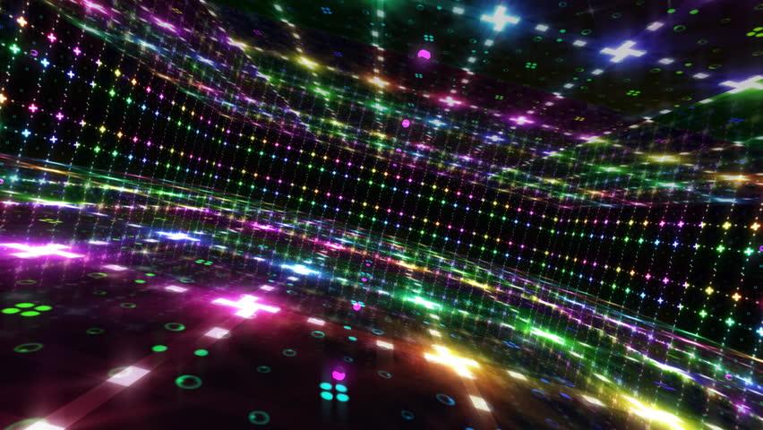 Disco Dance Floor background loop - HD stock footage clip & LED Light Background. Stock Footage Video 1255030   Shutterstock azcodes.com