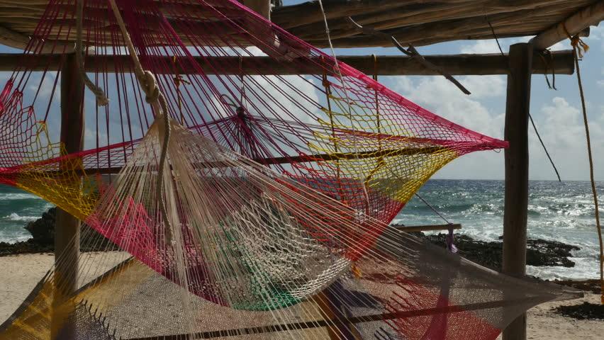 p1070087 beautifully colorful hammocks blowing in wind at beach cabana at playa el mirador p1070076 beautifully colorful hammocks blowing in wind at beach      rh   shutterstock
