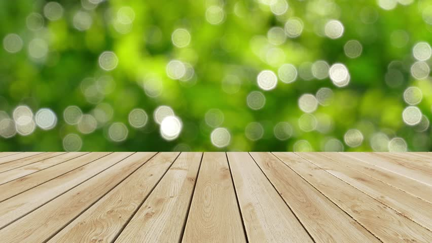 Perspective Wood and Bokeh Light Stock Footage Video (100% Royalty-free)  13851641   Shutterstock