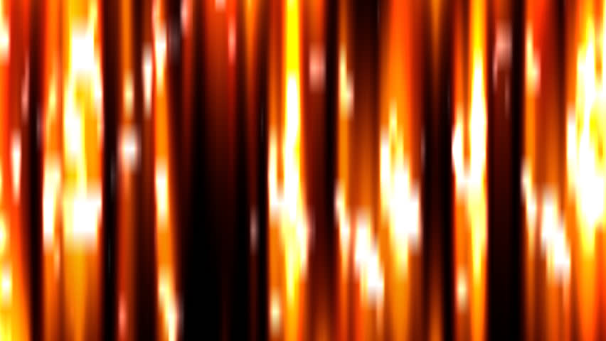 Hot streaks - digital animation