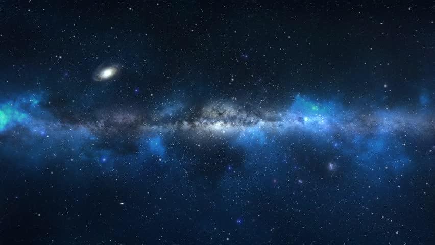 Flying through a stars #14091941