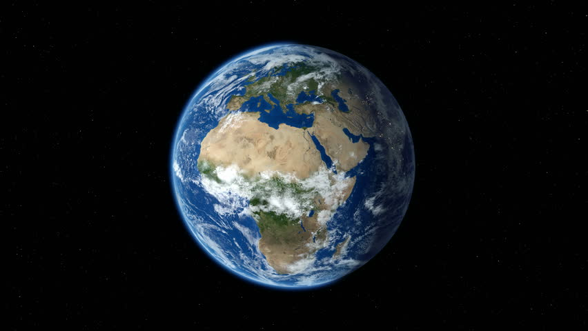 Earth zoom in from outer space to street level. Zoom to Europe. 4K | Shutterstock HD Video #14294524