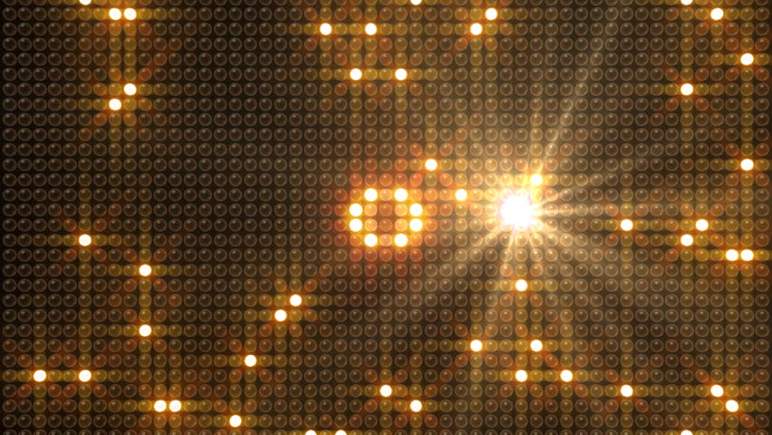 LED Light wall. - HD stock footage clip  sc 1 st  Shutterstock & Message On Led Display - I Love You (Golden Gloss) Stock Footage ... azcodes.com
