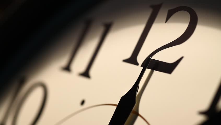 Header of clock