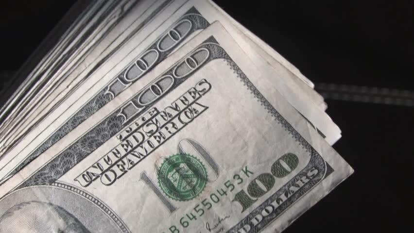 Header of money