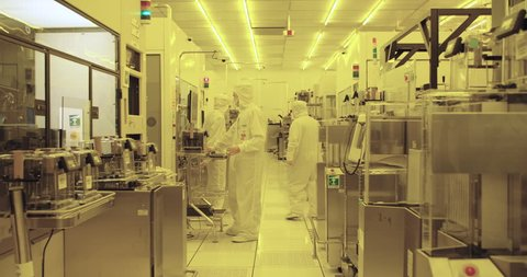 Semiconductors manufacturing facility