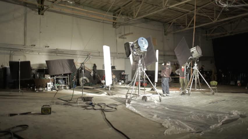 KIEV/UKRAINE - FEB 14 2016 timelabs a large hall with professional equipment & KIEV/UKRAINE - FEB 15 2016: Preparations For The Shooting Film In ... azcodes.com