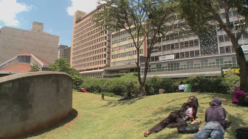 Nairobi, Kenya - Circa 2009: Stock Footage Video (100% Royalty-free)  1483291 | Shutterstock