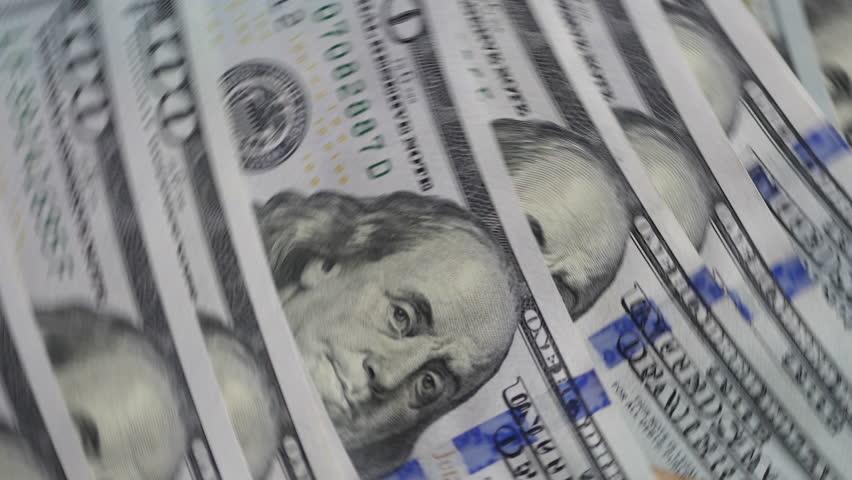 US Dollars Money Background Motion   Shutterstock HD Video #14993911