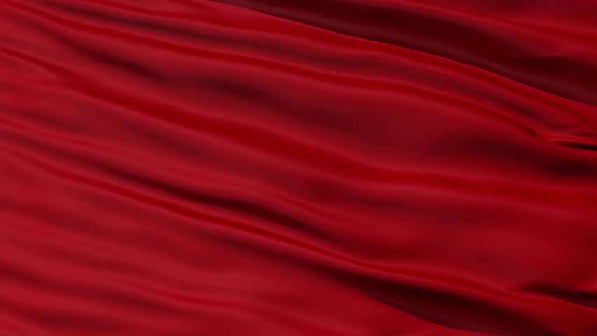 A background of rich plush red fabric for a romantic Valentines Day,seamless looping
