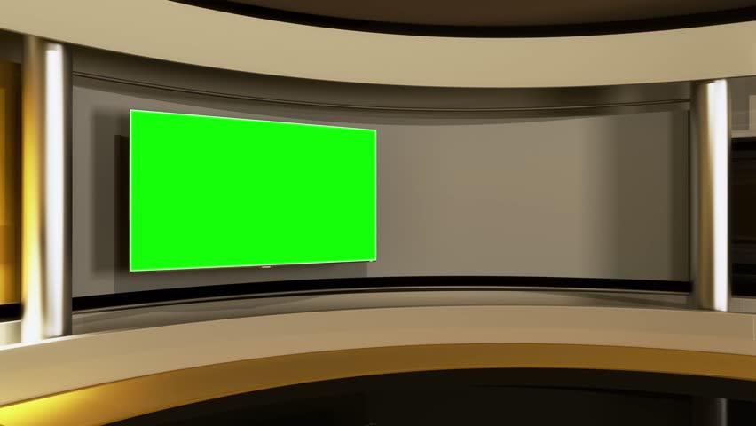cenario virtual chroma key