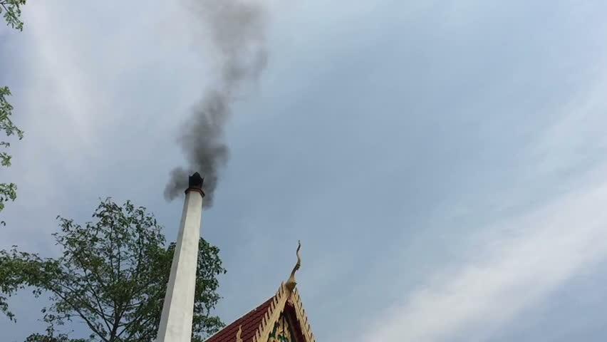 Header of crematory