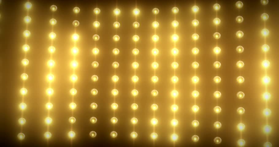 Glittering golden light wall - background. | Shutterstock HD Video #15313597