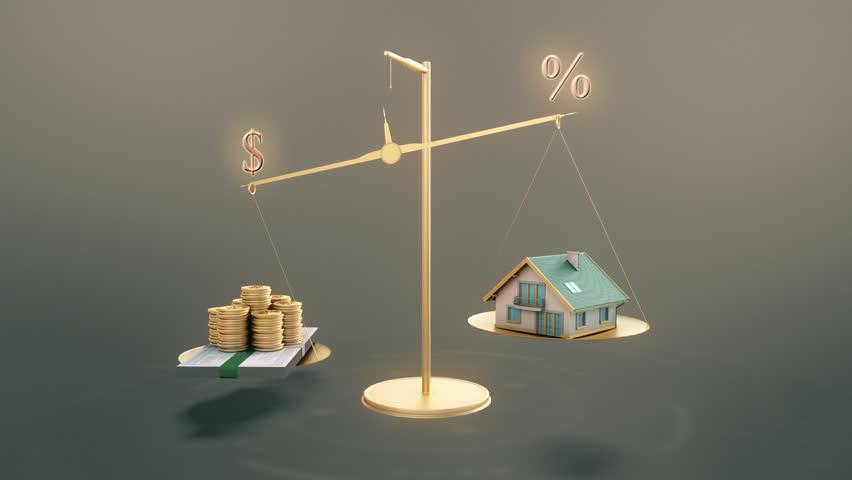 mortgage house money interest
