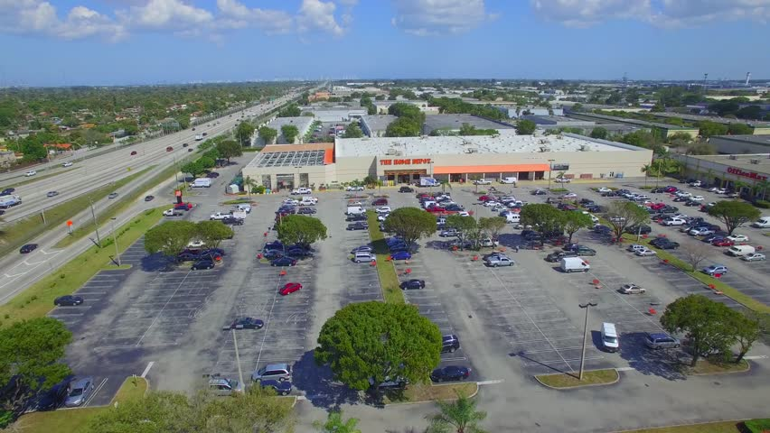 Home Depot Stock Footage Video