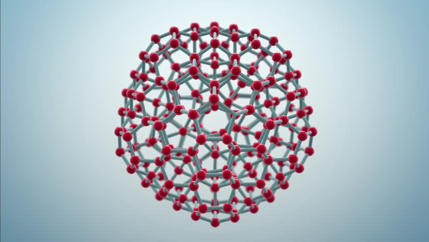 3D Molecule simulation | Shutterstock HD Video #1579201