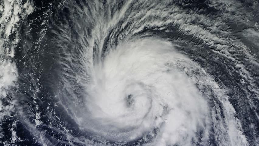Hurricane Storm Tornado Satellite View Elements Of This Image - Satellite view