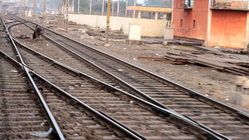 Indian Railways  Flavor India, Trip Stock Footage Video (100% Royalty-free)  15886141 | Shutterstock