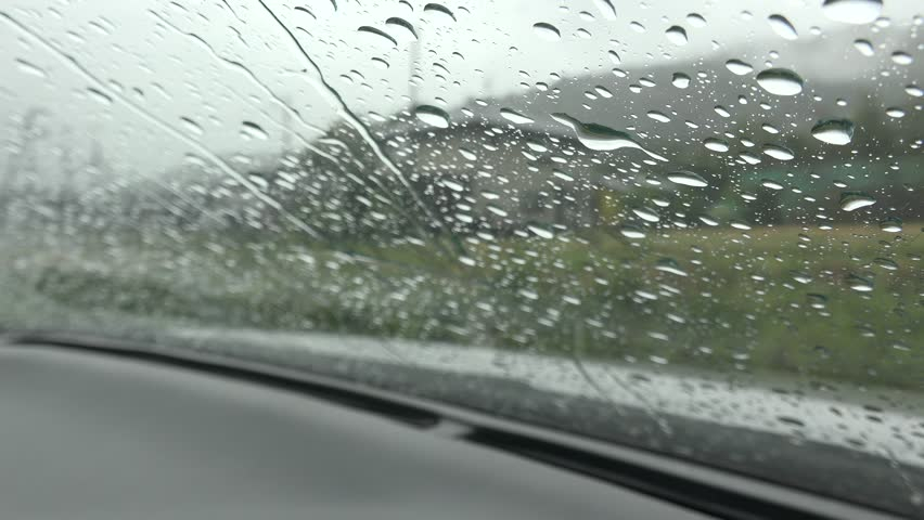 Image result for rain car windshield